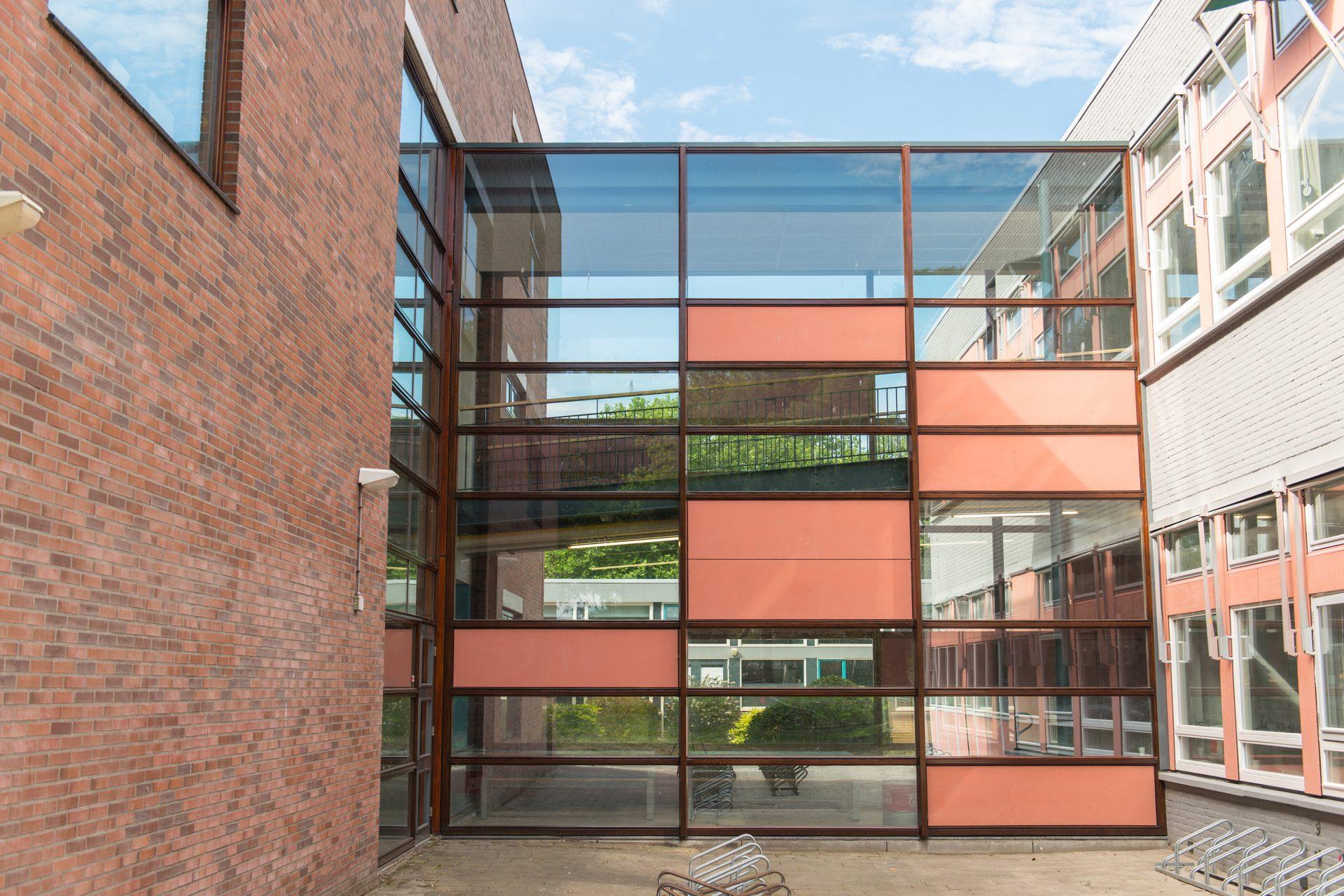 Leerpleinen Zuid-West College, Den Haag