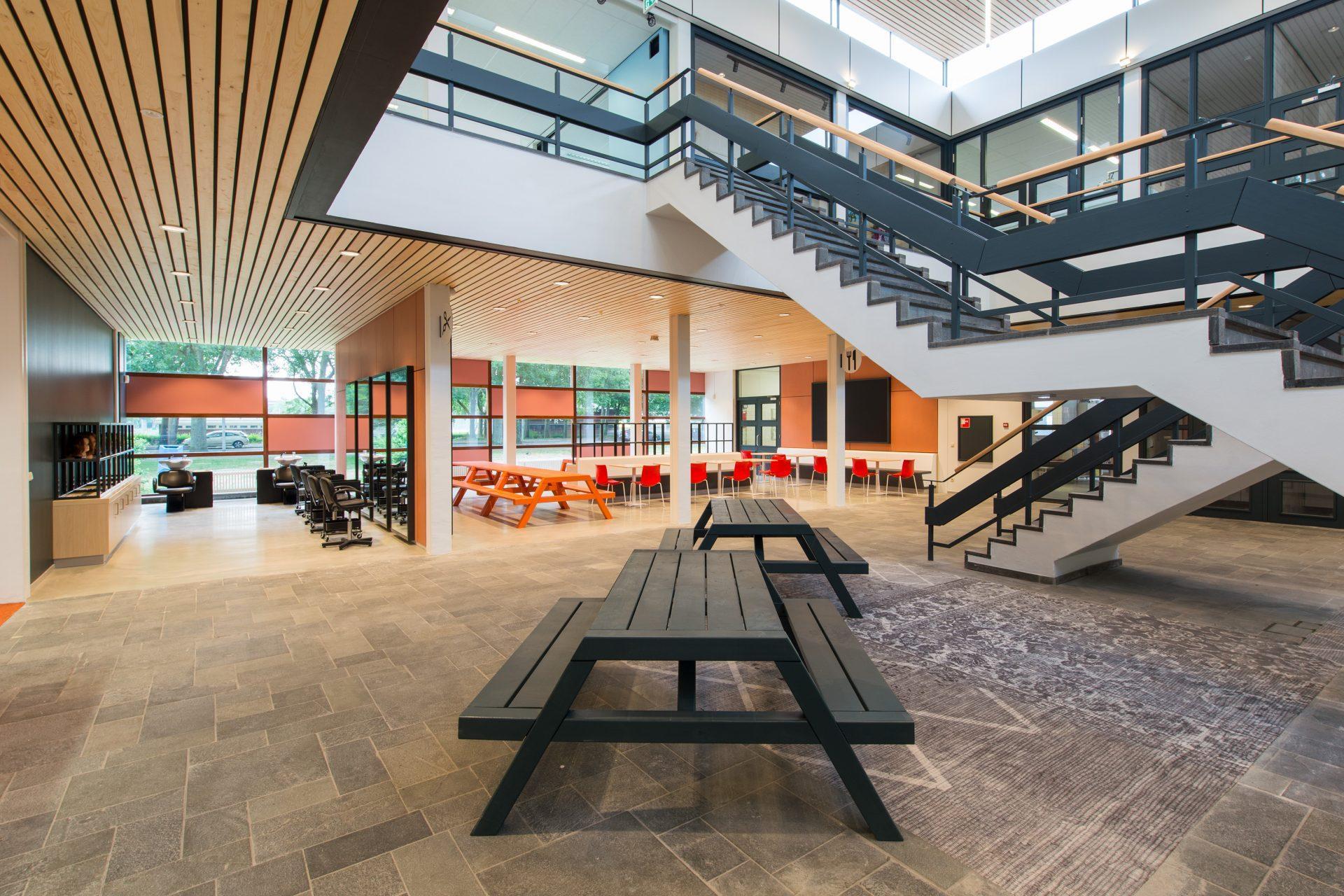 Leerpleinen Zuid-West College, Den Haag - 11