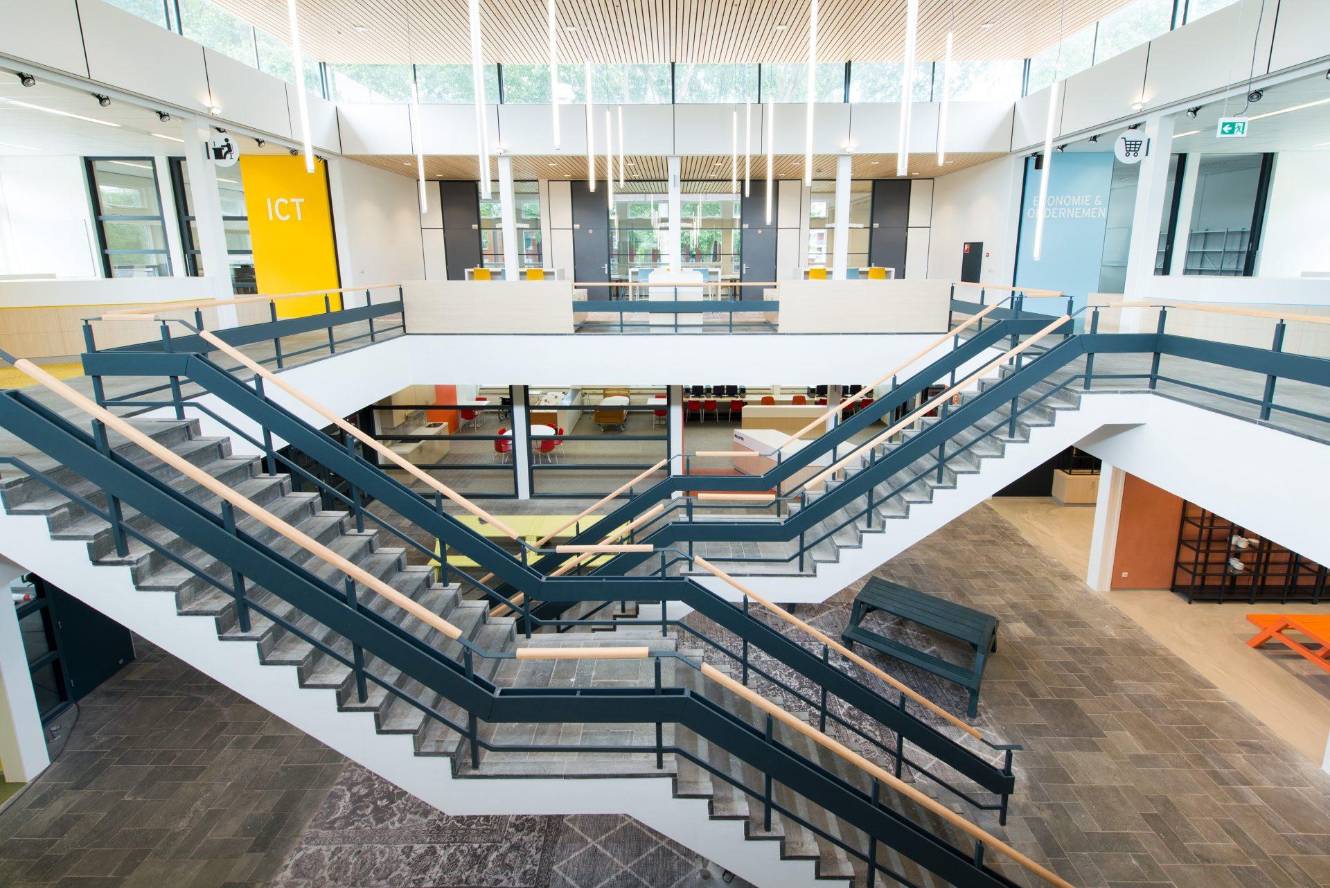 Leerpleinen Zuid-West College, Den Haag - 14