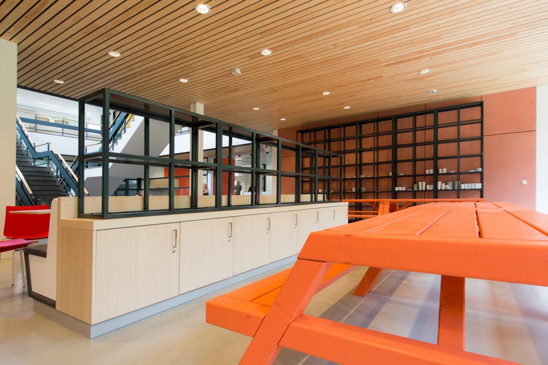 Leerpleinen Zuid-West College, Den Haag - 3