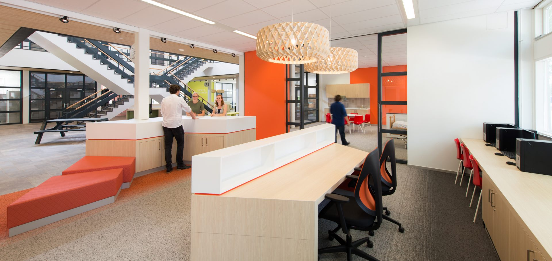 Leerpleinen Zuid-West College, Den Haag - 6