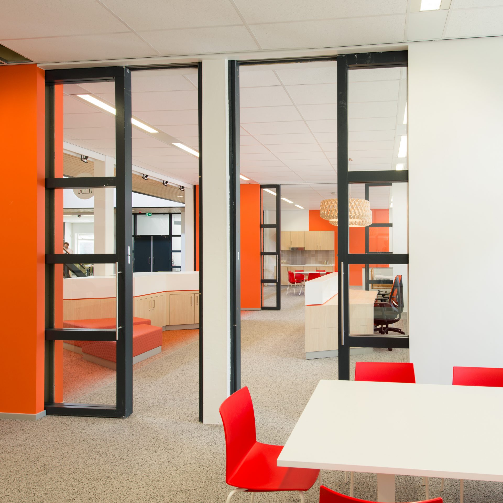 Leerpleinen Zuid-West College, Den Haag - 7