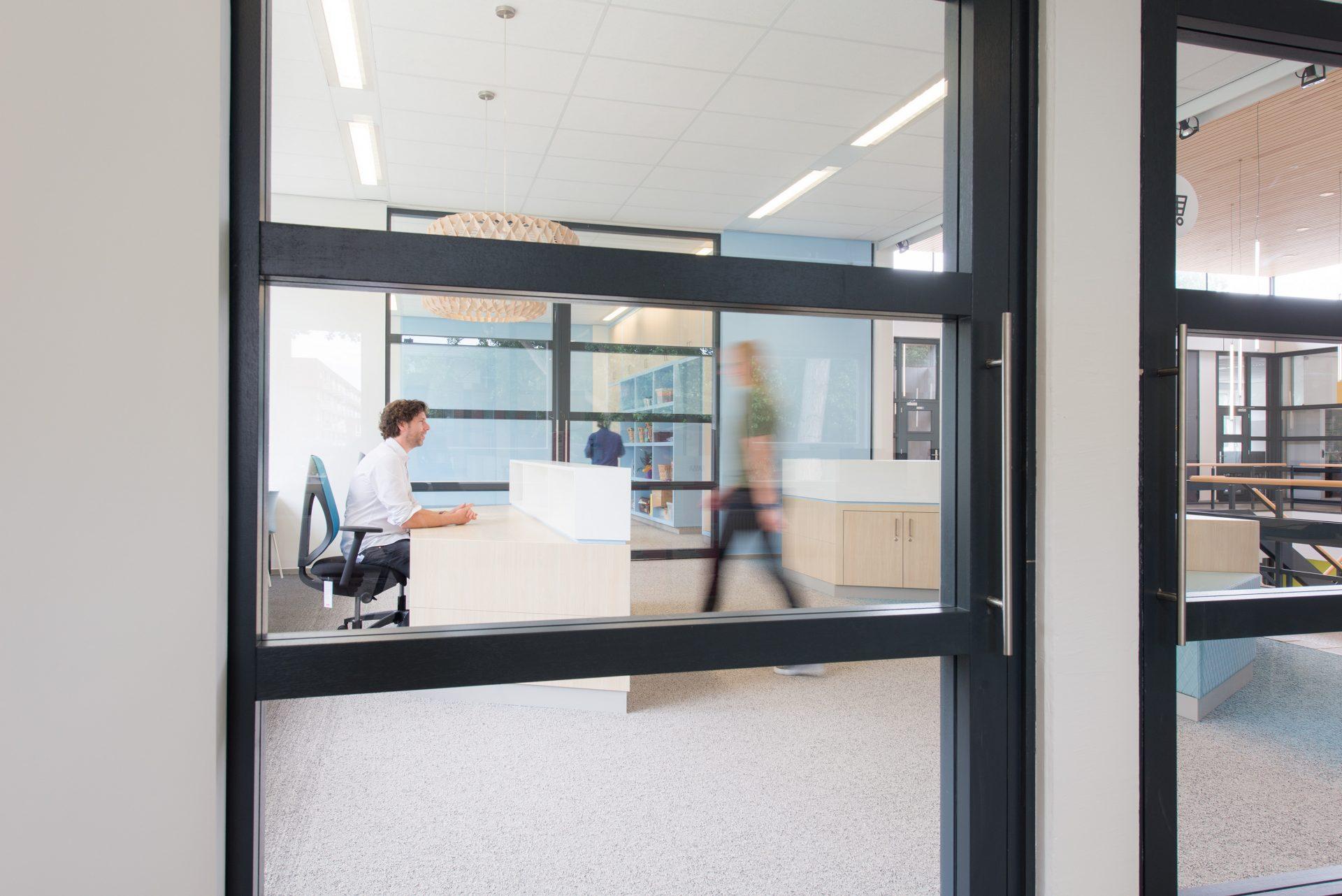 Leerpleinen Zuid-West College, Den Haag - 9