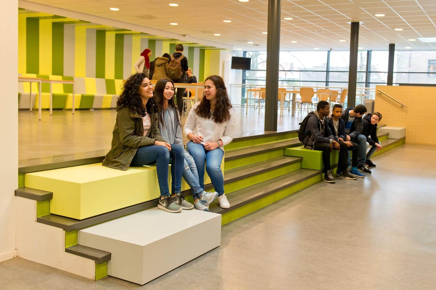Revitalisatie Maerlant Lyceum, Den Haag - 13