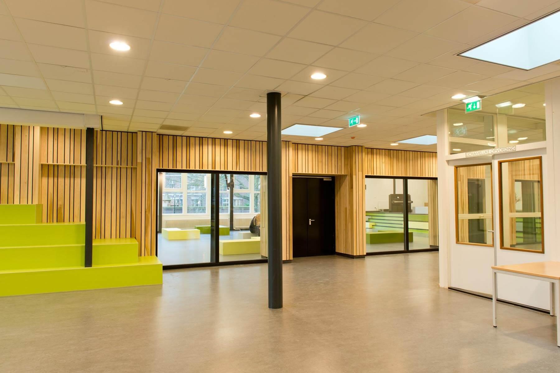 Revitalisatie Maerlant Lyceum, Den Haag - 14