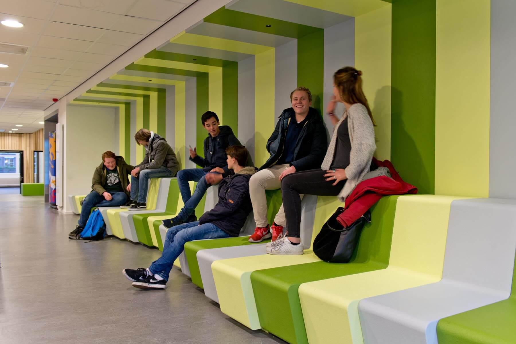 Revitalisatie Maerlant Lyceum, Den Haag - 15