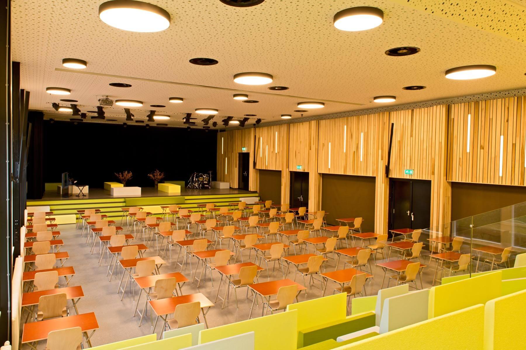 Revitalisatie Maerlant Lyceum, Den Haag - 17