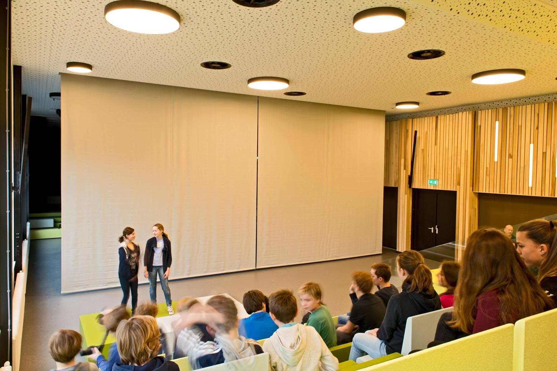 Revitalisatie Maerlant Lyceum, Den Haag - 18