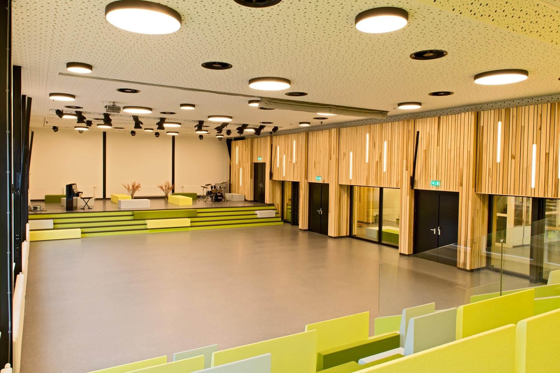 Revitalisatie Maerlant Lyceum, Den Haag - 19