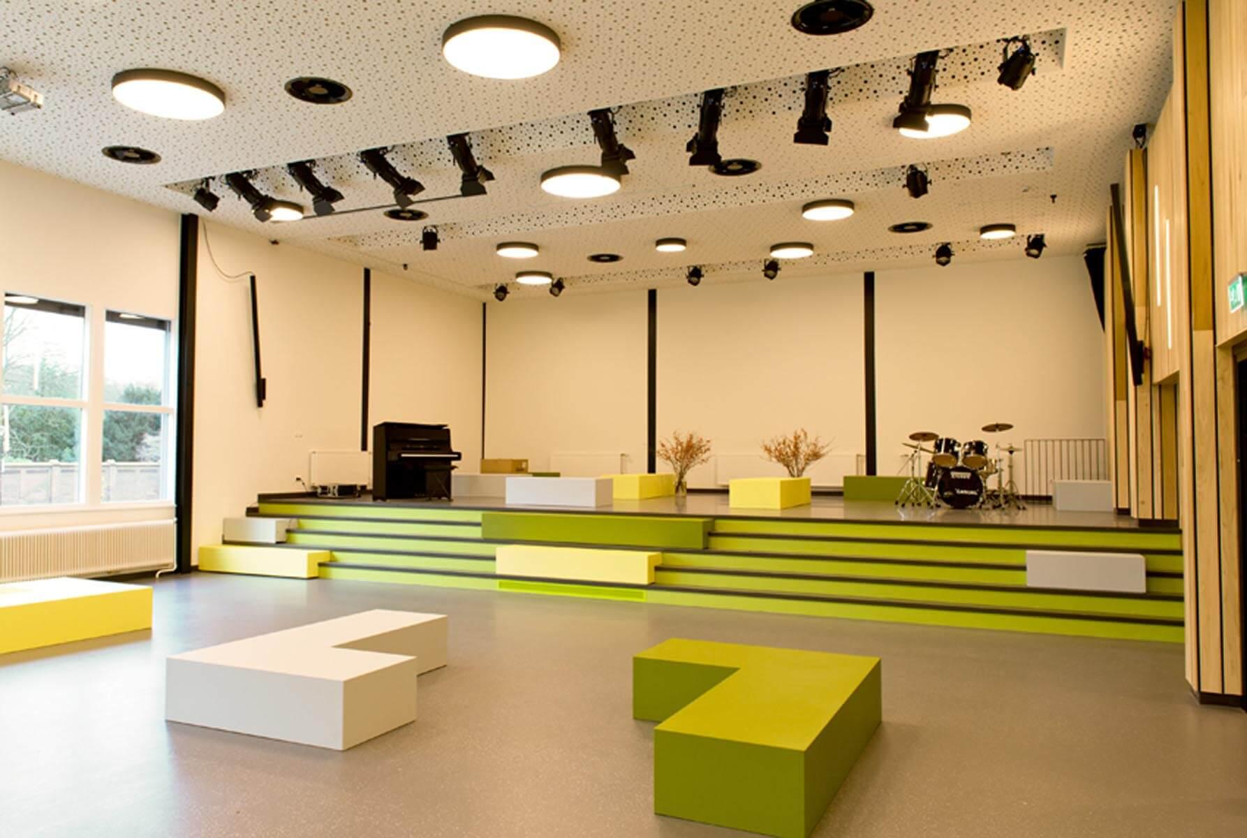 Revitalisatie Maerlant Lyceum, Den Haag - 20