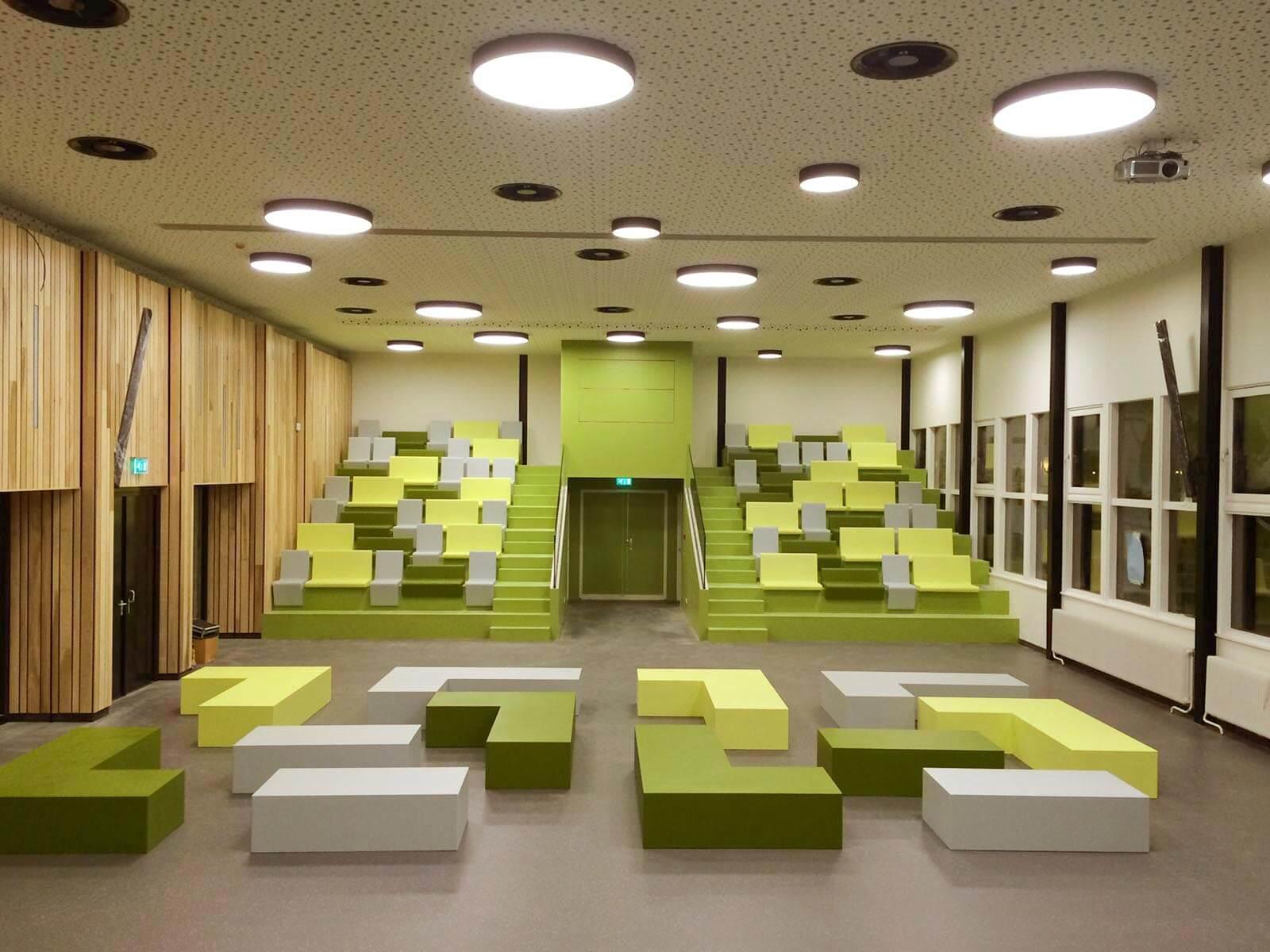 Revitalisatie Maerlant Lyceum, Den Haag - 21