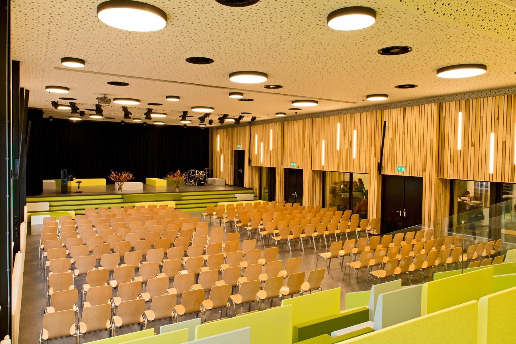 Revitalisatie Maerlant Lyceum, Den Haag - 23