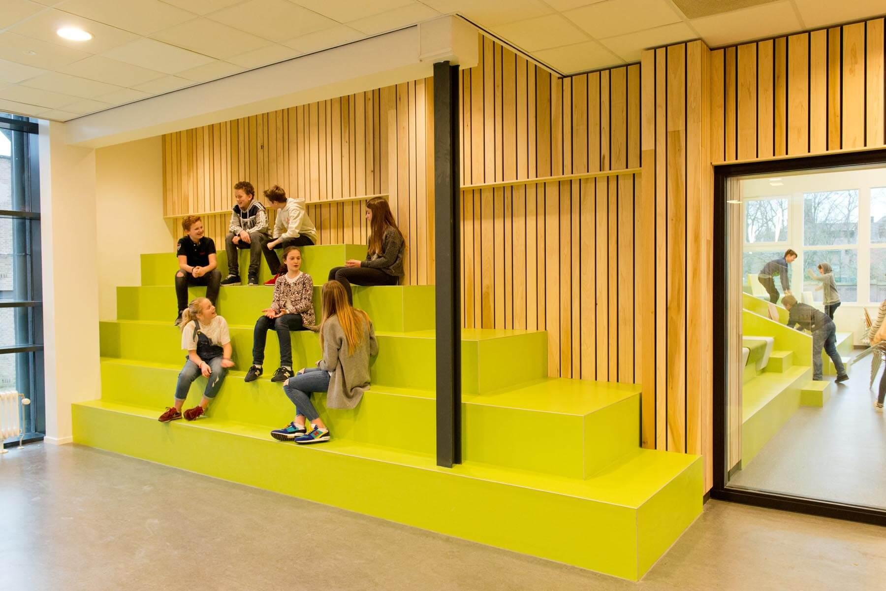 Revitalisatie Maerlant Lyceum, Den Haag - 3