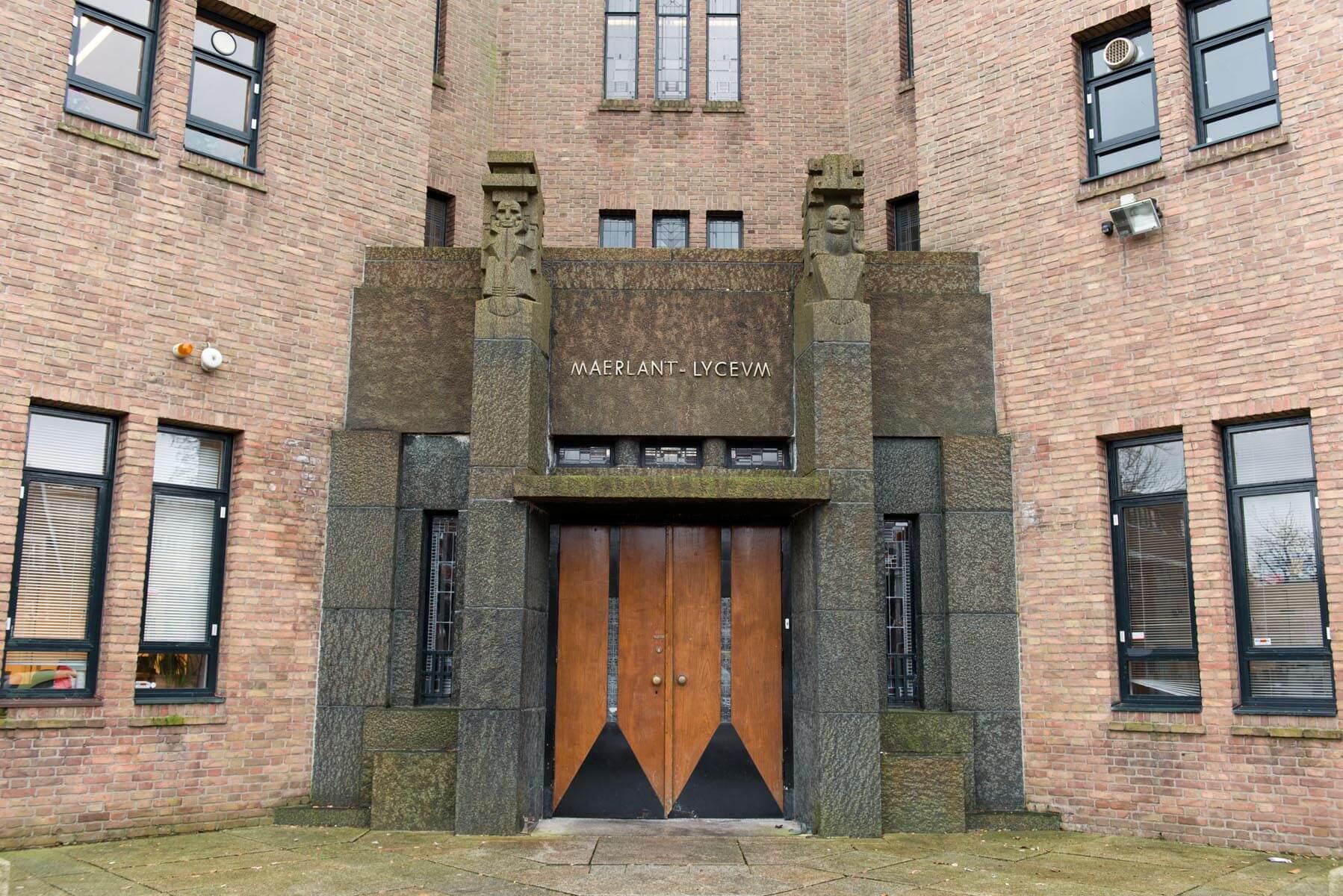 Revitalisatie Maerlant Lyceum, Den Haag - 5