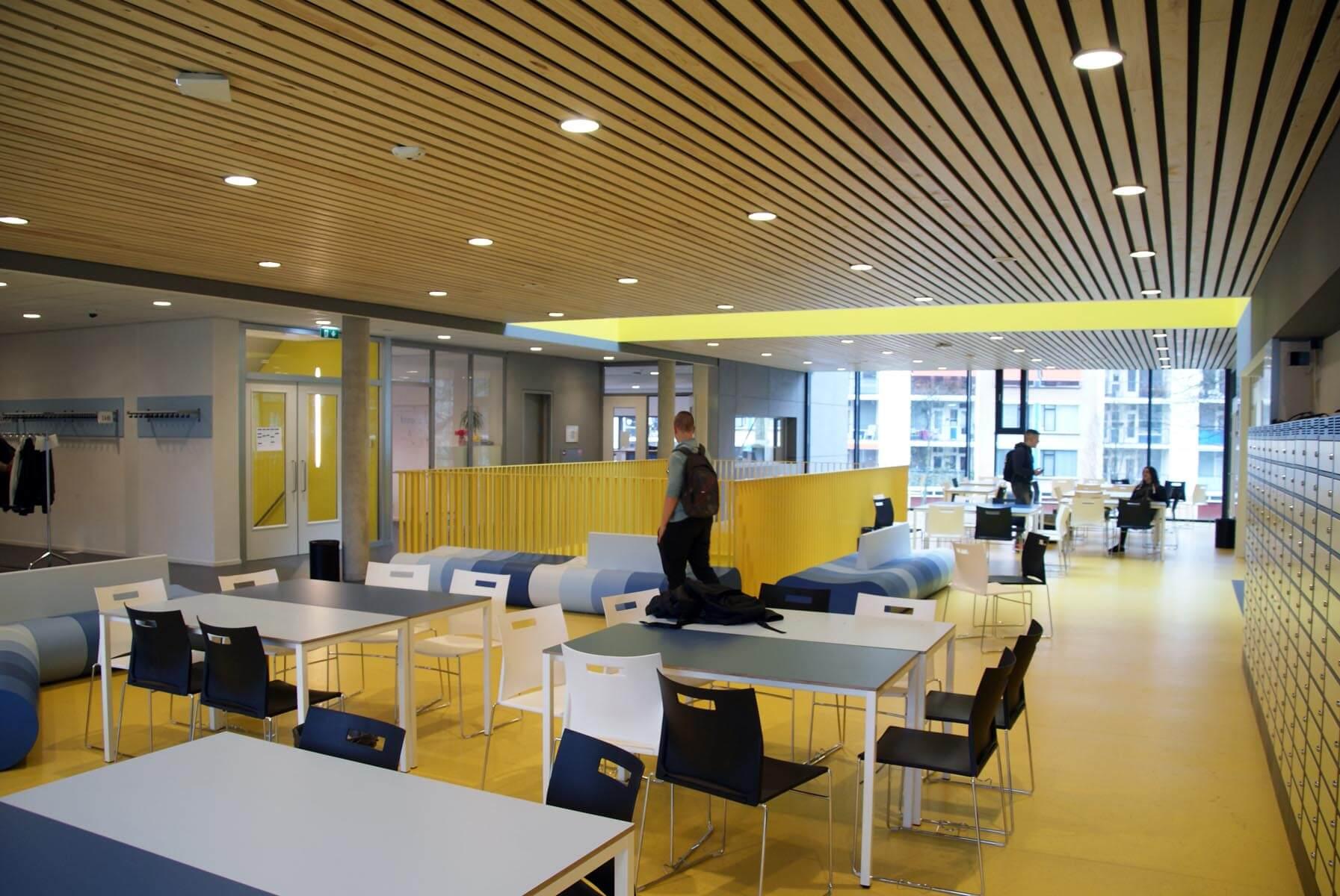 VMBO Kijkduin, Den Haag - 1