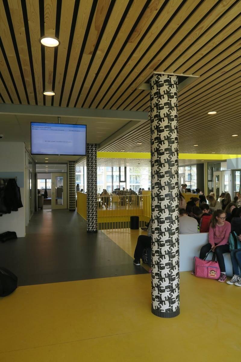 VMBO Kijkduin, Den Haag - 16