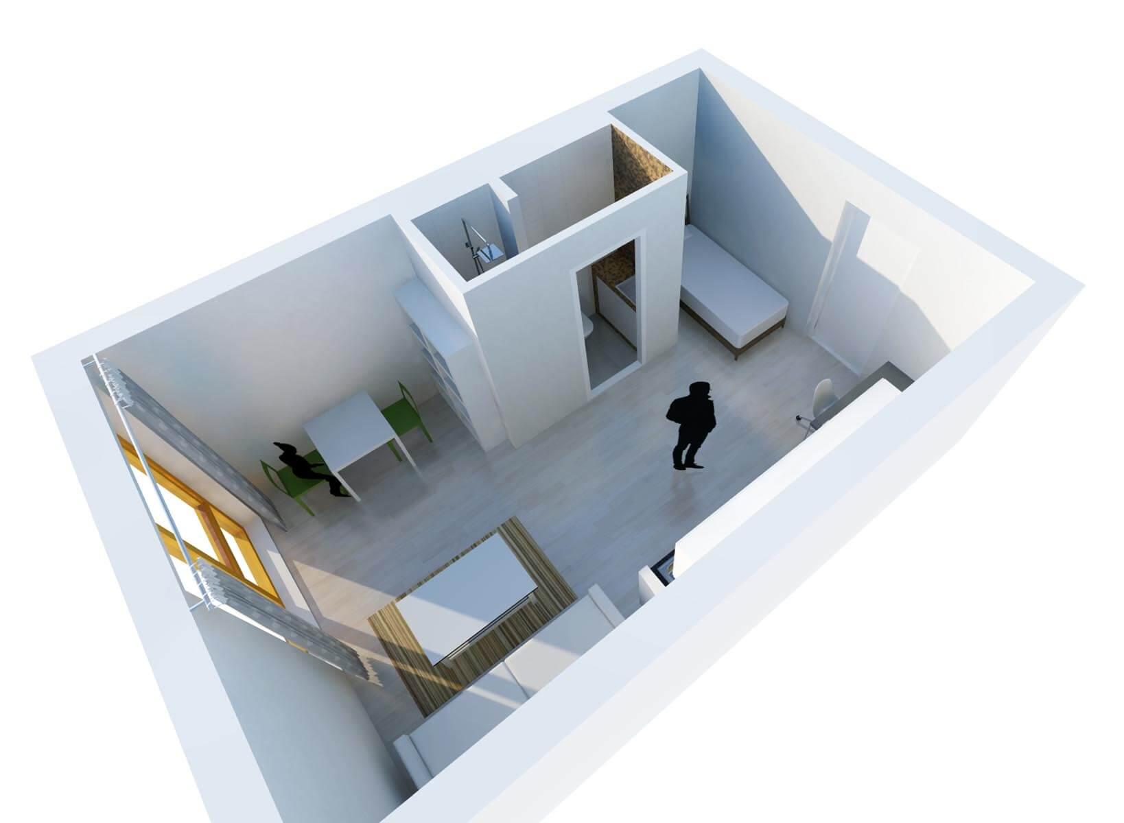 56 Studio's Utrechtse Poort, Utrecht - 7