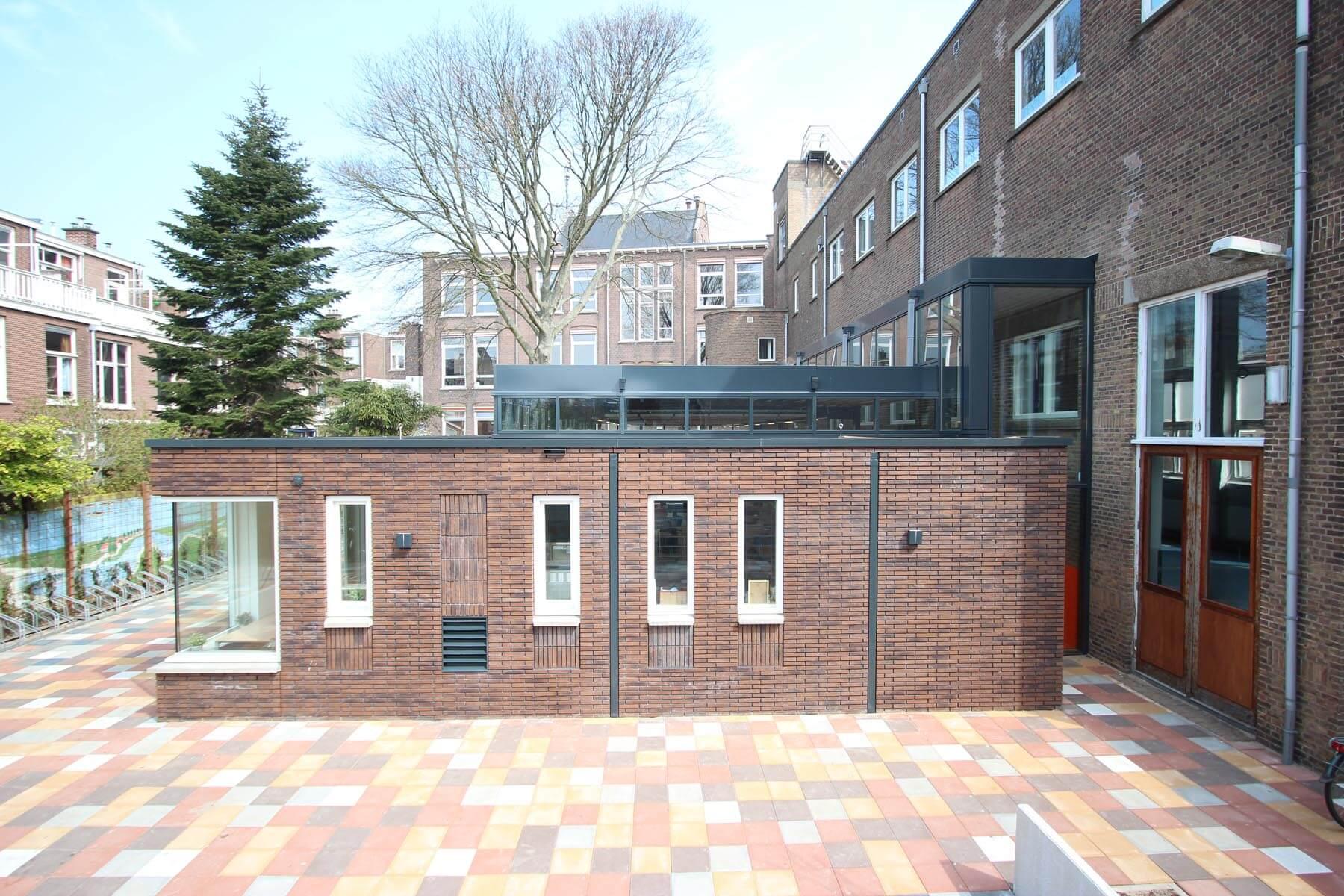 Aanbouw aula VMBO Statenkwartier, Den Haag - 5