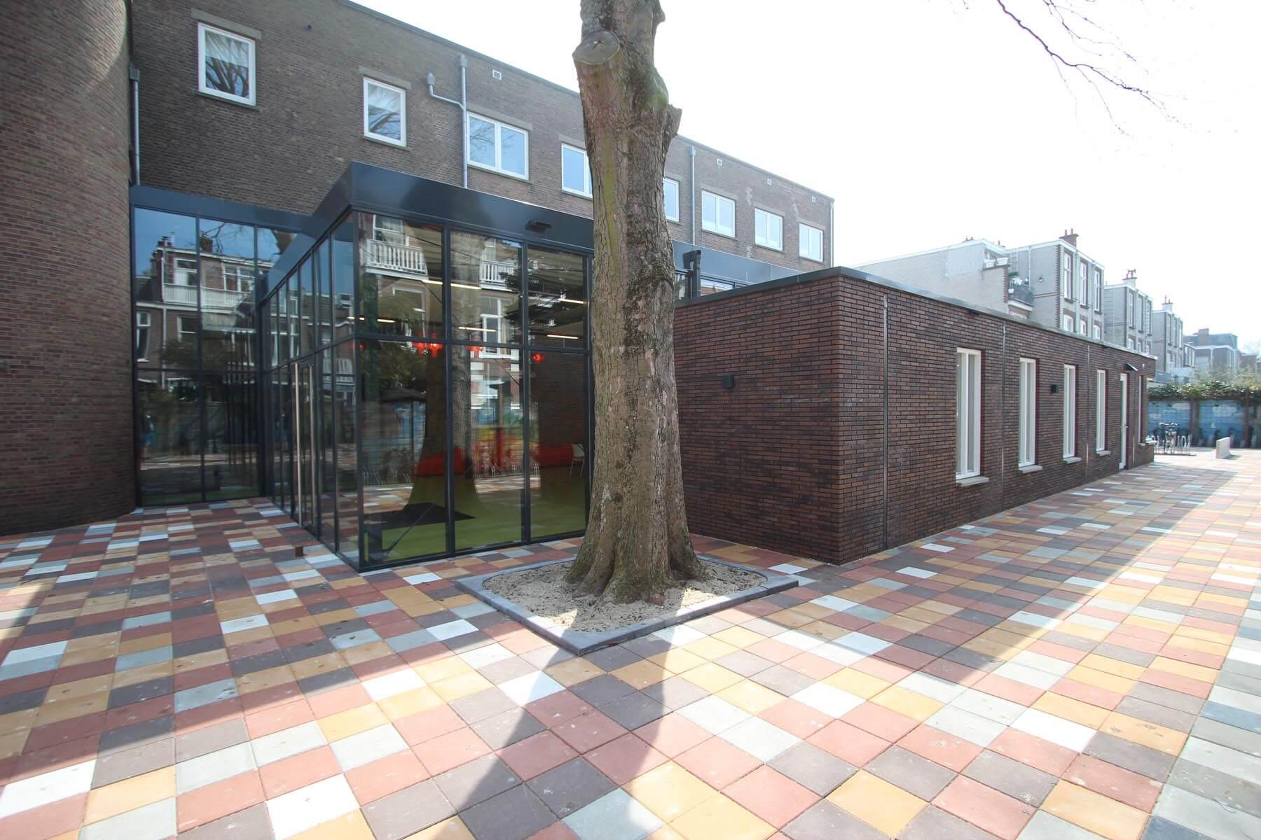 Aanbouw aula VMBO Statenkwartier, Den Haag - 7