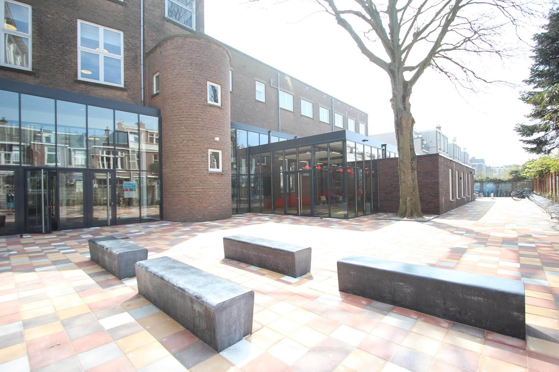 Aanbouw aula VMBO Statenkwartier, Den Haag - 8
