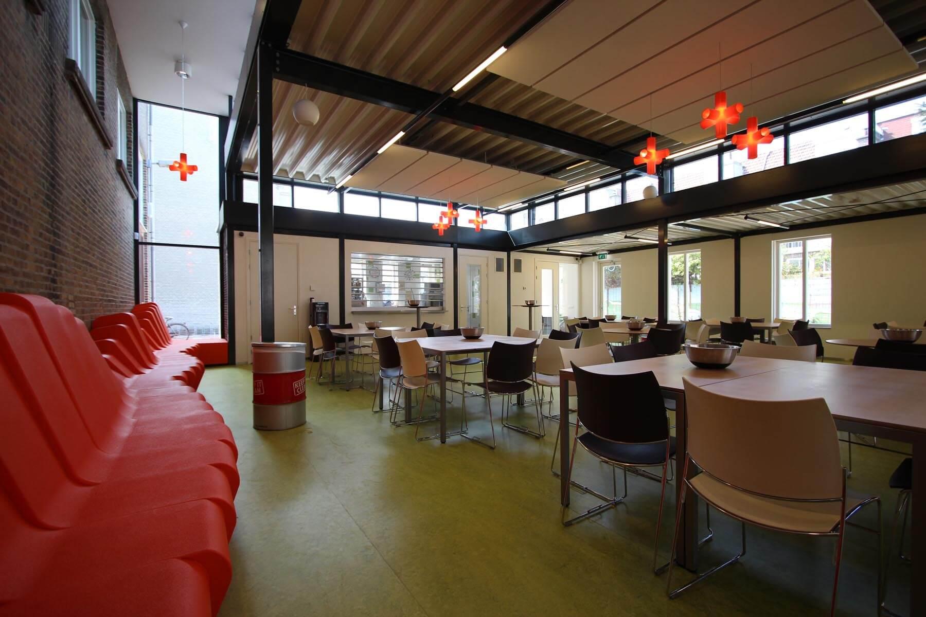 Aanbouw aula VMBO Statenkwartier, Den Haag - 9