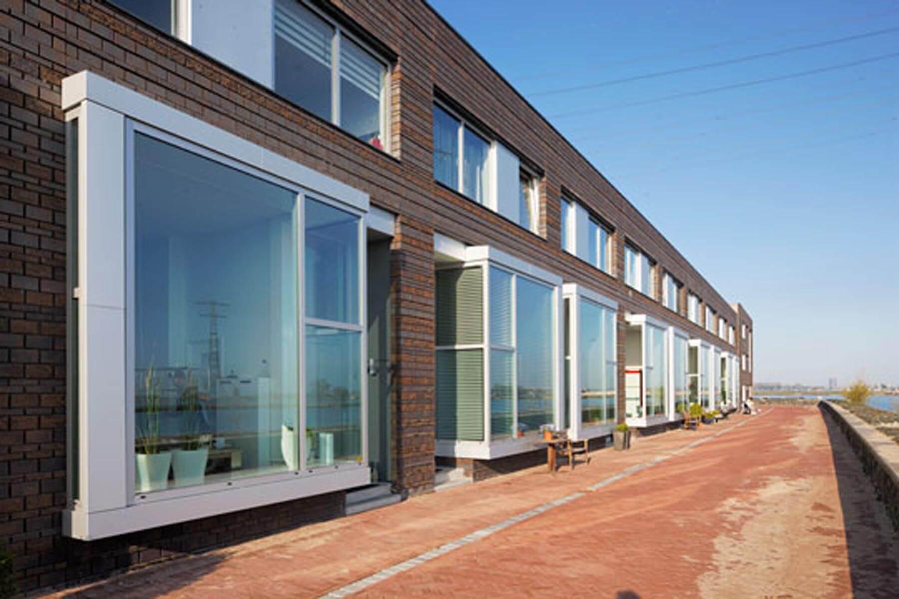 Appartementengebouw IJburg, Amsterdam - 1