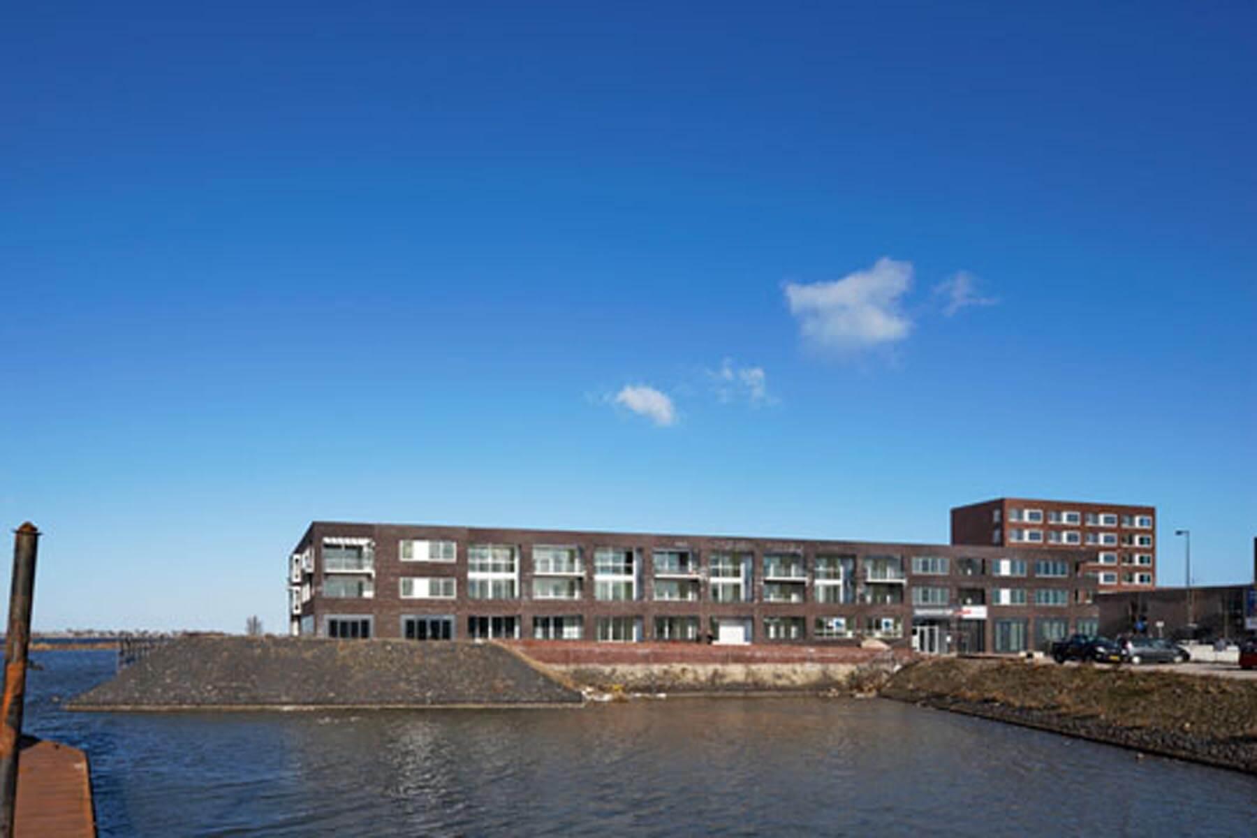 Appartementengebouw IJburg, Amsterdam - 4