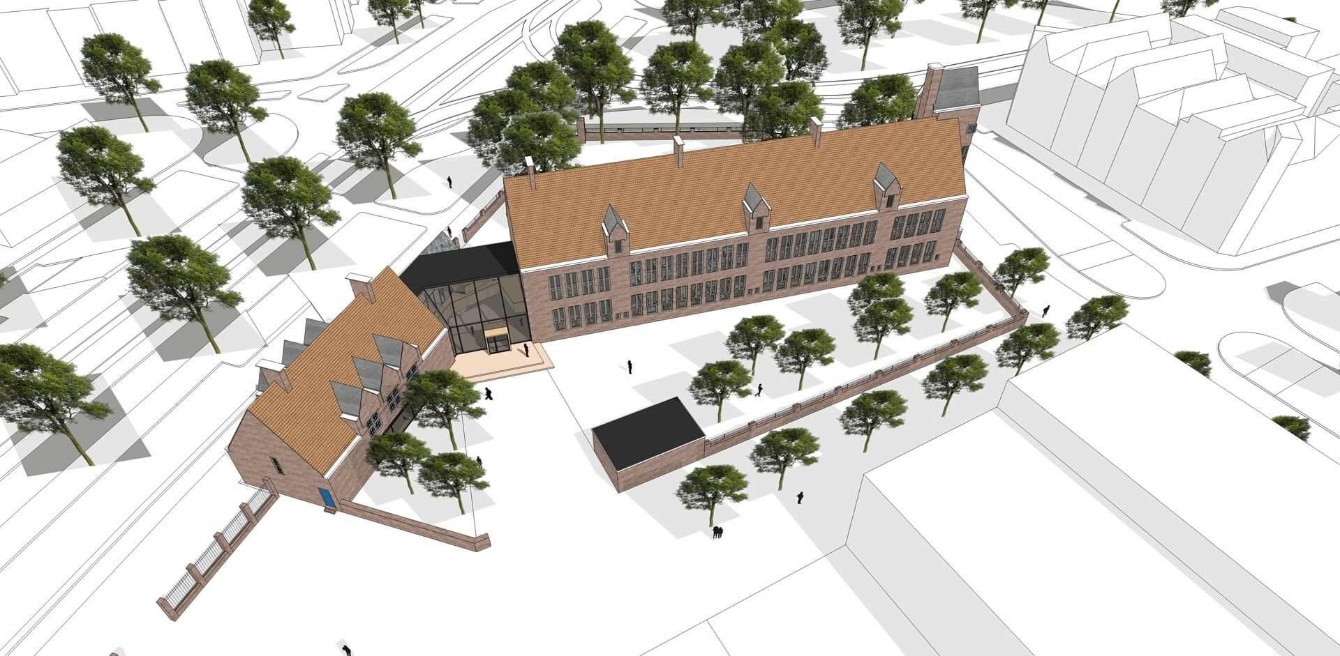 Revitalisatie basisschool OBS Bloemenhof, Rotterdam - 11