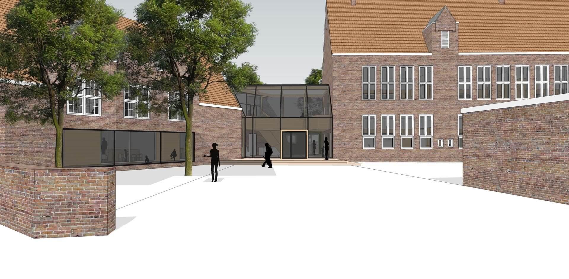 Revitalisatie basisschool OBS Bloemenhof, Rotterdam - 2