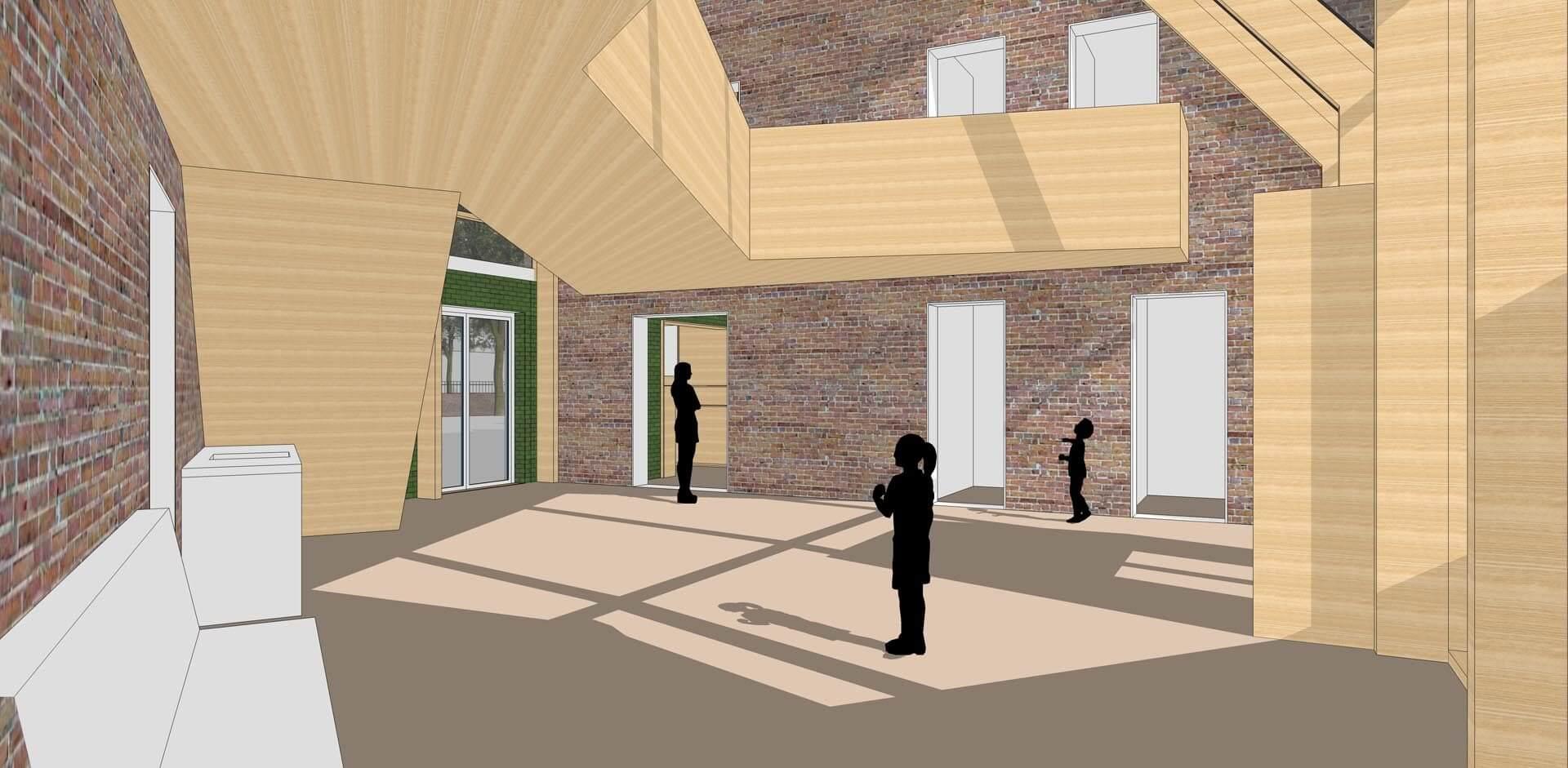 Revitalisatie basisschool OBS Bloemenhof, Rotterdam - 3