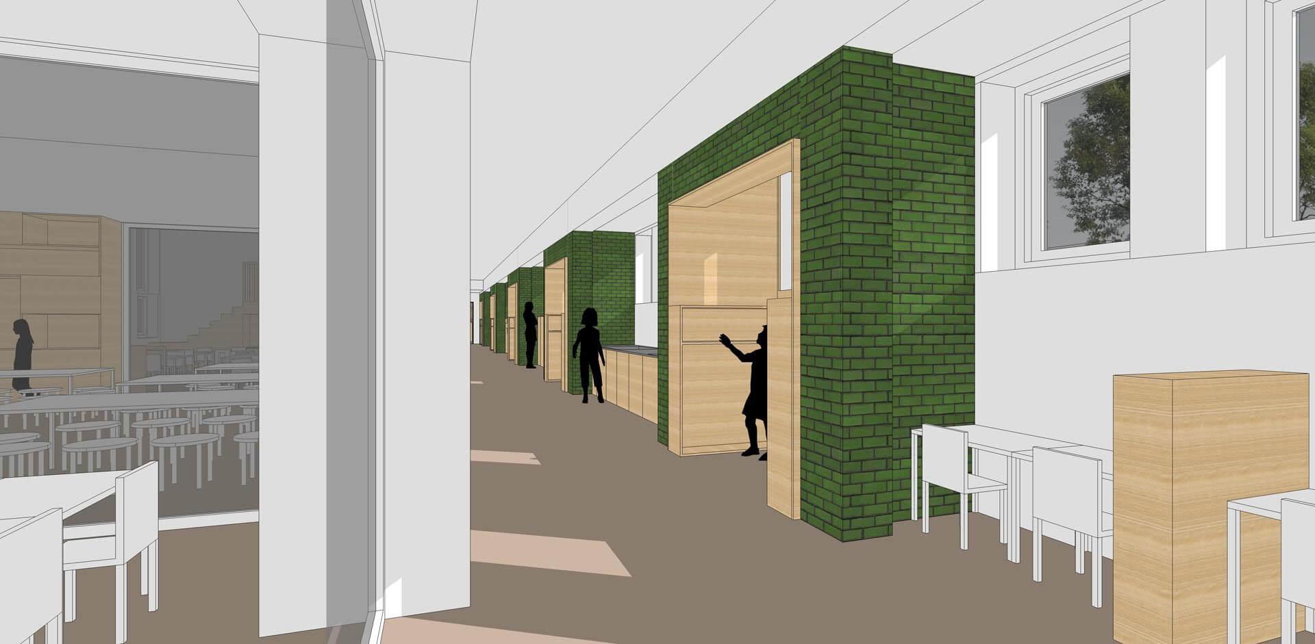 Revitalisatie basisschool OBS Bloemenhof, Rotterdam - 7
