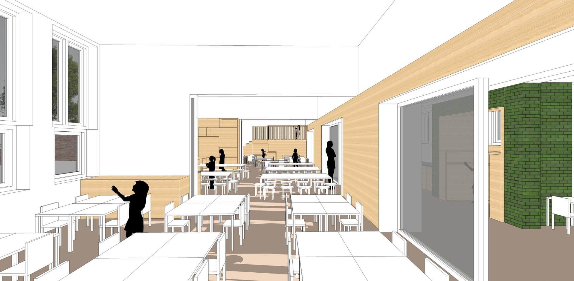 Revitalisatie basisschool OBS Bloemenhof, Rotterdam - 9