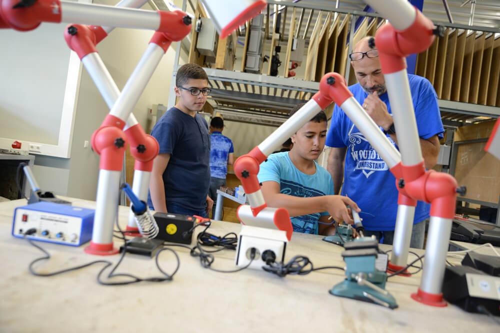 Techniekpleinen VMBO Vredenburch College, Rijswijk - 5