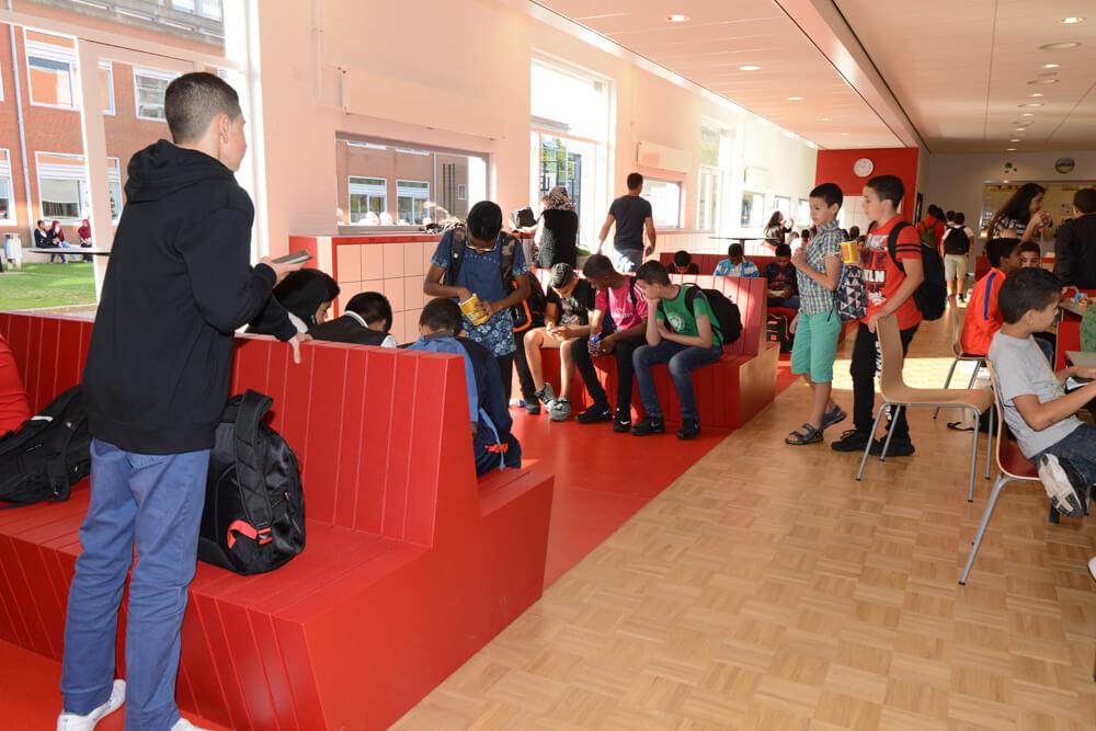 Techniekpleinen VMBO Vredenburch College, Rijswijk - 8