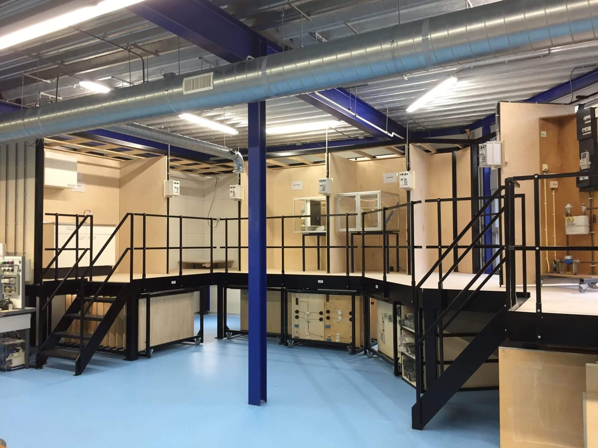 Techniekpleinen VMBO Vredenburch College, Rijswijk - 4
