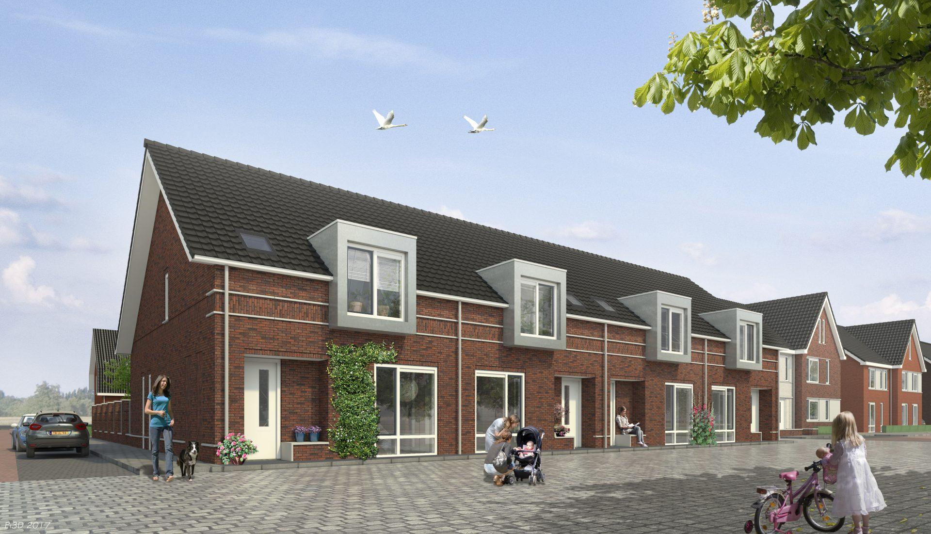 27 woningen Erf aan de Weide II, Schuytgraaf - 1