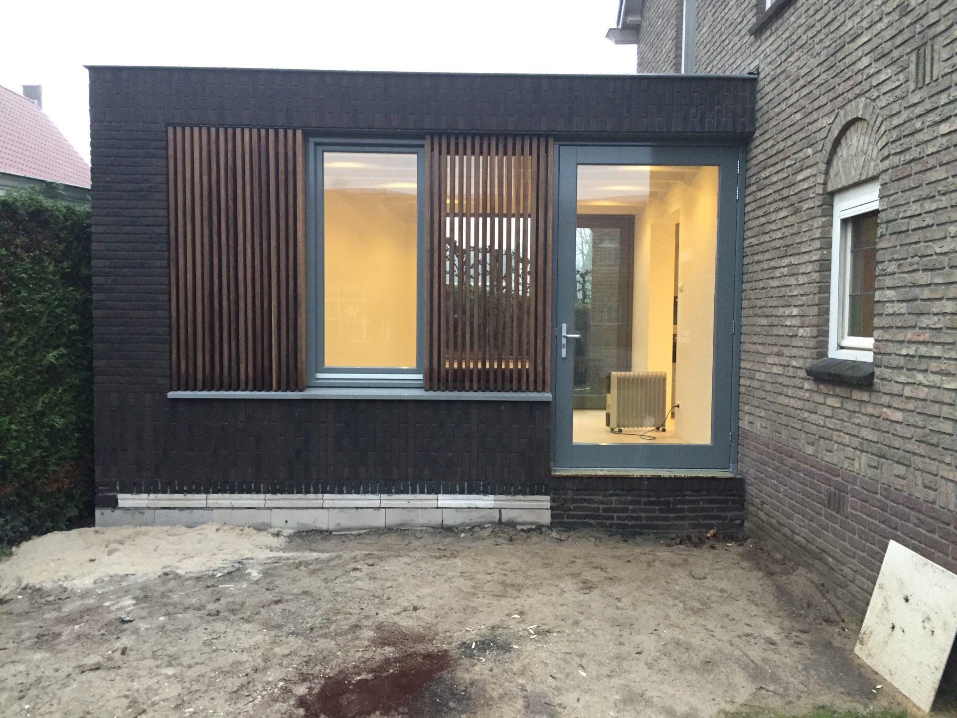 Uitbouw Litserstraat, Den Dungen - 1
