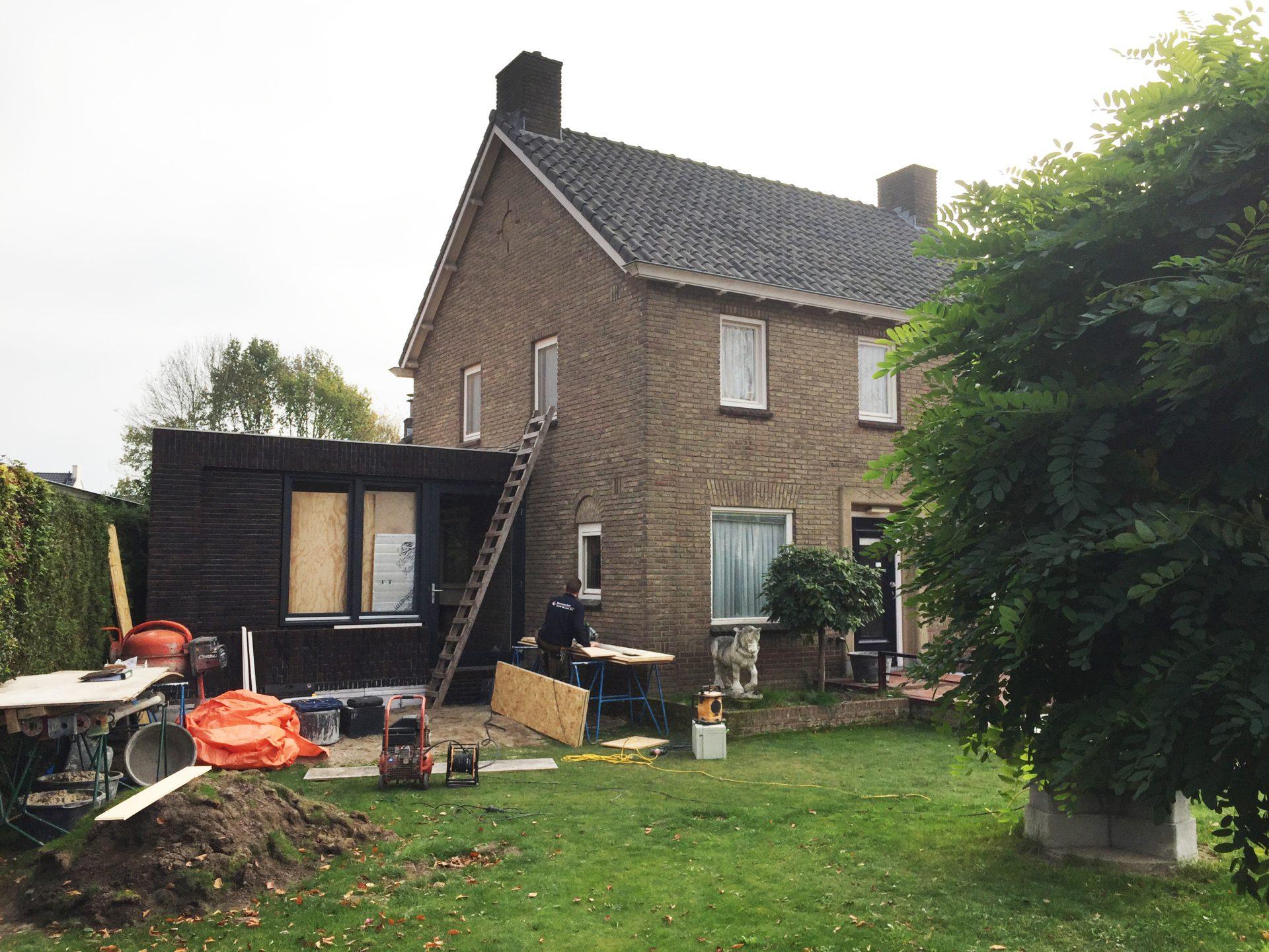 Uitbouw Litserstraat, Den Dungen - 2