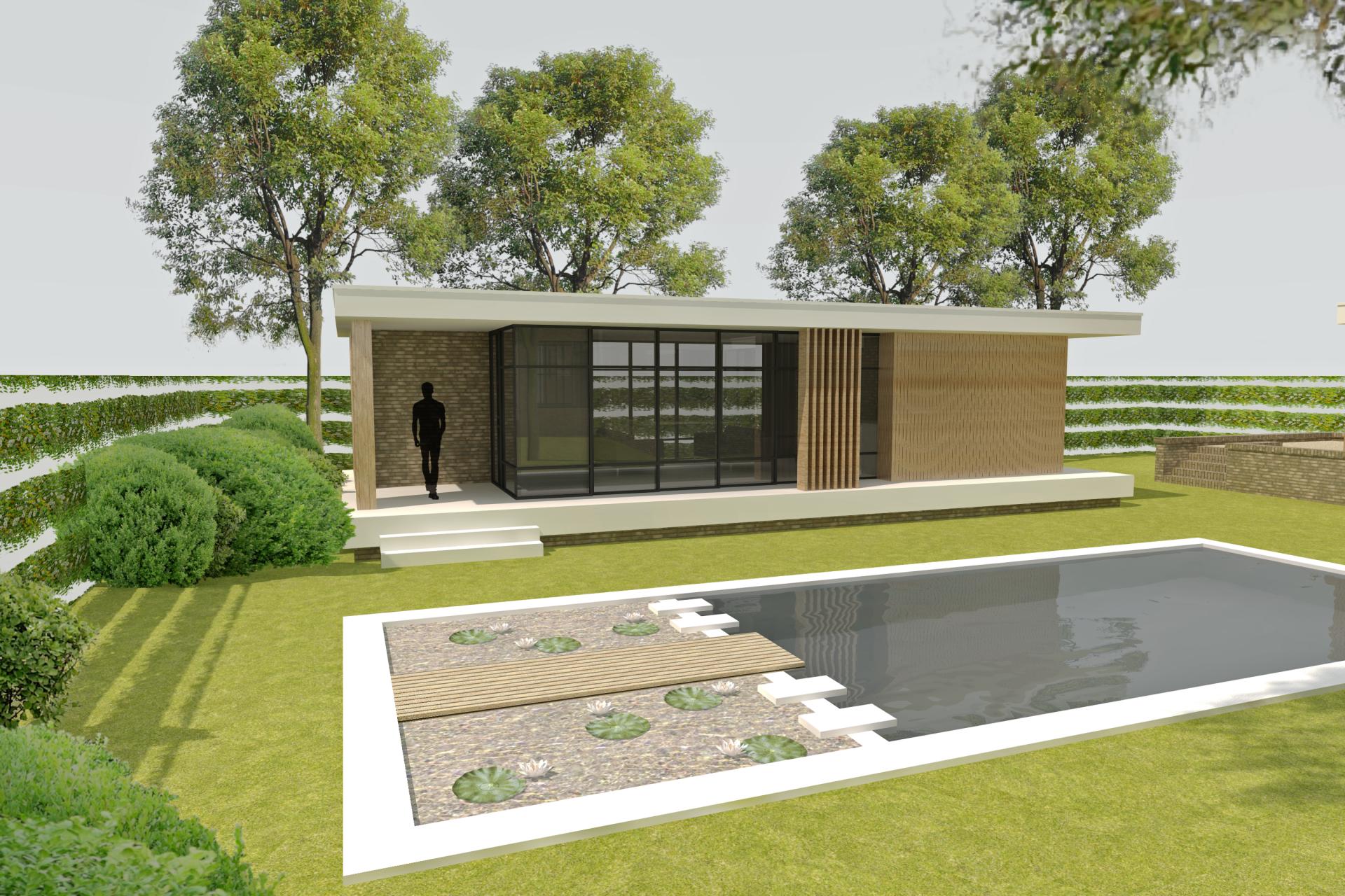 Verbouw monumentale villa waalwijk thomas architecten