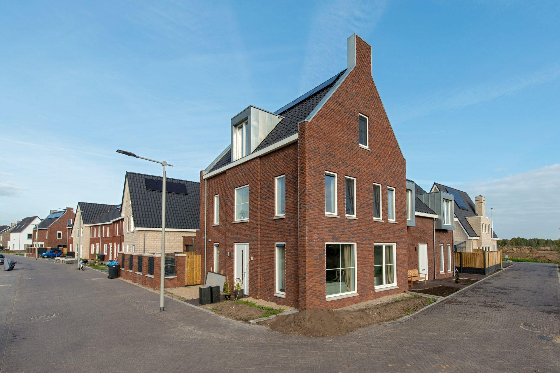 24 woningen Erf aan de Weide, Schuytgraaf