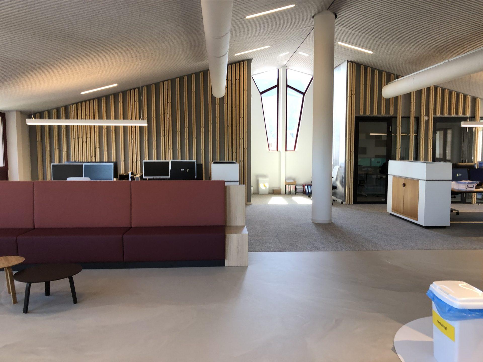 Renovatie Gemeentekantoor, Gennep