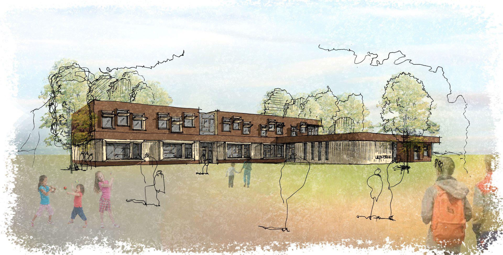 Verbouw OBS De Uilenbrink, Veghel