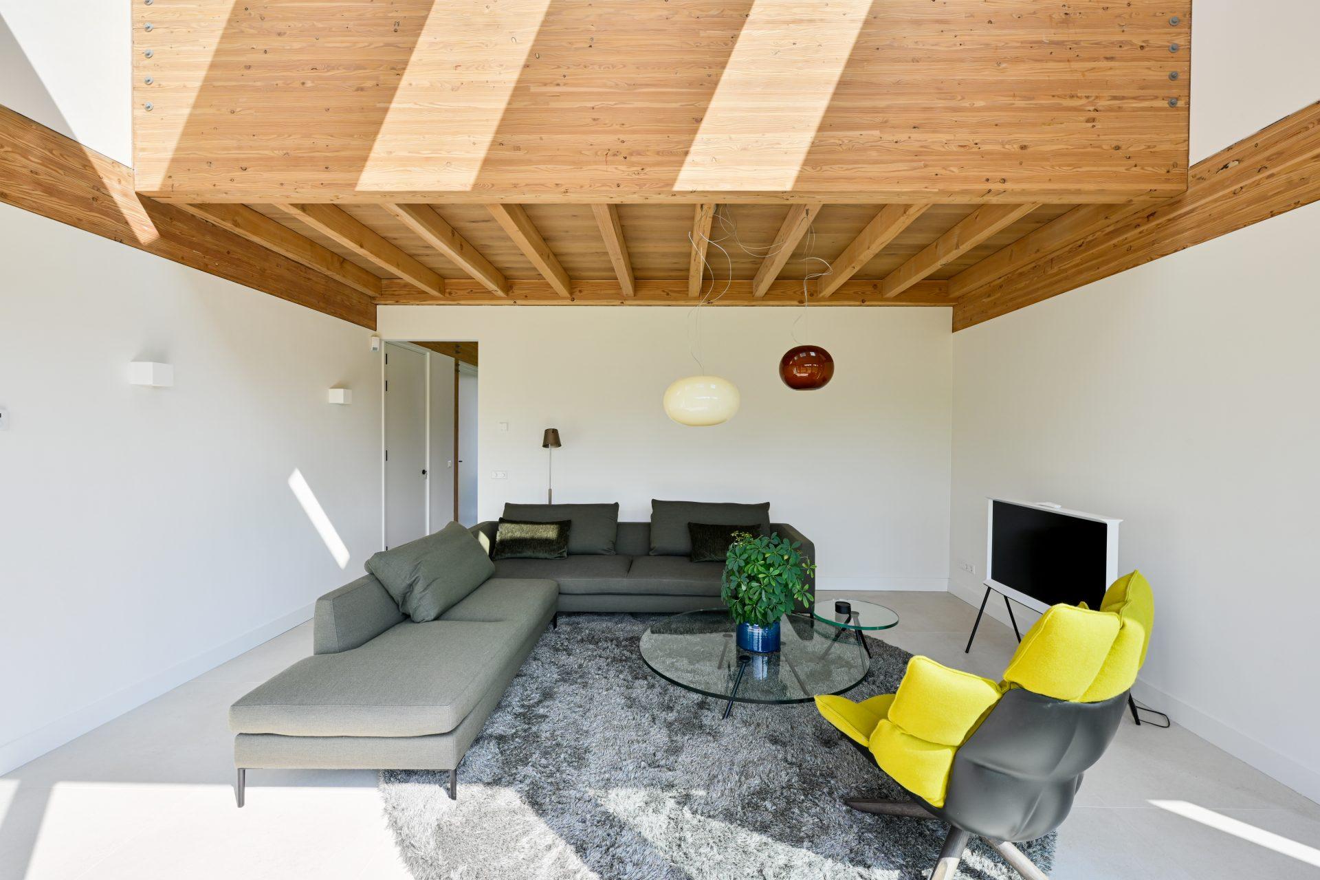 Interieur woonhuis Veghel's Buiten